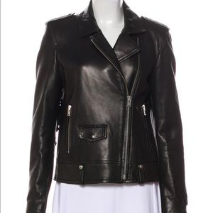 IRO leather jacket M
